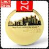 Förderung kundenspezifische Sport-Medaille mit Gold