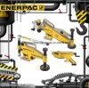 ATM-Серии, оригинал Enerpac инструментов выравнивания фланца