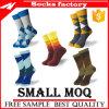 Socken-Hersteller Wholesale kundenspezifische Form Kleid-Socken