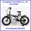 20inch plegable la certificación eléctrica del Ce de la bici de la batería de litio de las bicis del neumático gordo