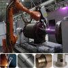 高速ロボット溶接機3Dレーザーのロボット打抜き機