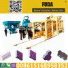 Vollautomatische Maschinen-Verkäufe des Block-Qt4-15 in Somalia