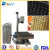 Marcador do laser do CNC da máquina da marcação do laser do CO2 para o teclado
