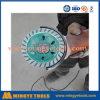 La main usine le type de Turbo roue de cuvette de diamant pour le marbre de meulage