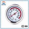 Contador profesional de la temperatura del calibrador de presión de la temperatura de la alta calidad