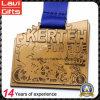 Медаль металла спорта самого лучшего цены изготовленный на заказ езды потехи