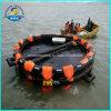 Super Ce van de Kwaliteit keurde open-Omkeerbare Opblaasbare Reddingsboot goed