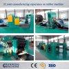 Presse en caoutchouc hydraulique de bande de conveyeur de tissu pour 1200*10000mm