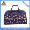 Les femmes façonnent le sac de Duffle occasionnel de course de vêtements de bagage d'impression