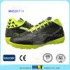 柔らかく総合的な革上部の耐久の慰めのスポーツの靴