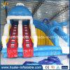 Diapositiva de agua inflable de los animales de marina, diapositiva de agua inflable gigante para los cabritos y adultos