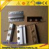 Teja fuente de la fábrica de aluminio de ajuste del perfil de la decoración del piso