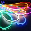 Luz de néon do diodo emissor de luz do RGB do cabo flexível da luz de Natal do diodo emissor de luz