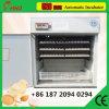 Retenir l'incubateur automatique d'oeufs de 528 oeufs pour le matériel de volaille