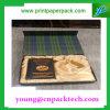 Rectángulo de empaquetado de encargo de lujo del rectángulo de regalo de la impresión de la caja de cartón