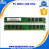 Низкий Ecc RAM 4GB DDR3 Density 256mbx8 Non 1333 MHz