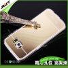 Caja suave del espejo del shell TPU del teléfono móvil para la galaxia S6 de Samsung