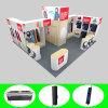 Изготовленный на заказ портативная модульная стойка индикации случая выставки торговой выставки с хранением