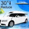 Material de PEVA e máscaras Foldable dianteiras de Sun do pára-brisa para o abrigo do estacionamento do carro