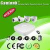 CCTV 공장 DIY 4CH에 의하여 케이블이 달리는 IP 사진기 NVR 장비 (NVR-PA9104MH10)