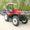 90HP Wheel Tractor voor Farm Use
