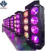 CREE 8 Träger-Armkreuz-Effekt-Licht des Augen-10W RGBW LED