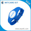 Buen Wristband del silicio del precio RFID para el control de acceso