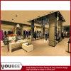 주문 Shop Fitting 의 Shopping Mall를 위한 Clothes 상점 Display Fixtures