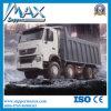 60 톤 대형 트럭 Hova 6*4 광업 덤프 트럭 371 HP