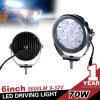 6inch 70W SUV ATV Offroad LED Work Light (L606A-SPOT-B)
