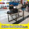 Keenhaiの店のための顧客用ステンレス鋼の金属のHangbagの陳列だな