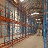 Cremalheiras industriais do armazenamento do armazém resistente
