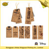 Kraft personalizzato Paper Hang Tag per Jeans (JHXY-HT0007)