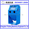 Sandblasting bagnato Equipment Sandblaster Polvere-libero 0.3 - 0.7MPa Air Pressure