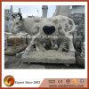 Sculpture animale de découpage en pierre bon marché en prix concurrentiels