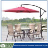 Outdoor Furniture Sy8078를 위한 2.7m 정원 Banana Cantilever Umbrella