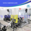 Рециркулированные зерна LDPE/HDPE делая машину