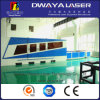 Un laser Metal Cutting Machine 1500*3000mm di 500 W Fiber