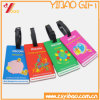 La etiqueta más barata del equipaje del PVC 2015 para el regalo promocional