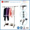 Шкаф вешалки одежд Extendable Одиночн-Штанги DIY стальной (CJ-B1123)