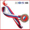 De nieuwste Hete Medaille van het Metaal van de Toekenning van de Verkoop met Lint
