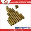 구리 육 긴 견과 DIN6334 금관 악기 육각형 연결 견과