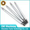 Pistón que trabaja a máquina Rod del CNC de la pequeña del tratamiento por lotes aduana disponible del OEM