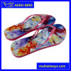 2016 Africano Double Color Strap Slippers per Ladies (BF15005-Pink)