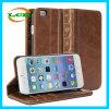 Caixa retro do telefone da carteira da aleta do estilo do livro para o iPhone 6s/6/7