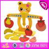 Il gioco di legno brandnew dell'equilibrio 2016, giocattolo di legno educativo dell'equilibrio, ha scherzato il giocattolo dell'equilibrio, il giocattolo di legno prescolare W11f055 dell'equilibrio