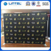 8FT現れBanner Stand Curved Waveline Tube Tesion Fabric Display (LT-24Q1)