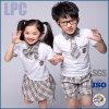 OEMの卸し売り白人の方法高品質の子供の学生服