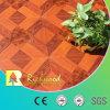 Revestimento laminado da noz da textura do Woodgrain de AC3 HDF estratificação U-Grooved