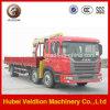 JAC 6X4 15 Ton Truck with Crane (Telescopic/Knukled Boom)